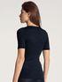 CALIDA Silky Wool Joy Kurzarm-Shirt