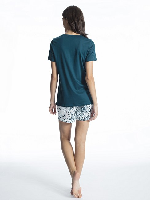CALIDA Cosy Choice Pyjama kurz