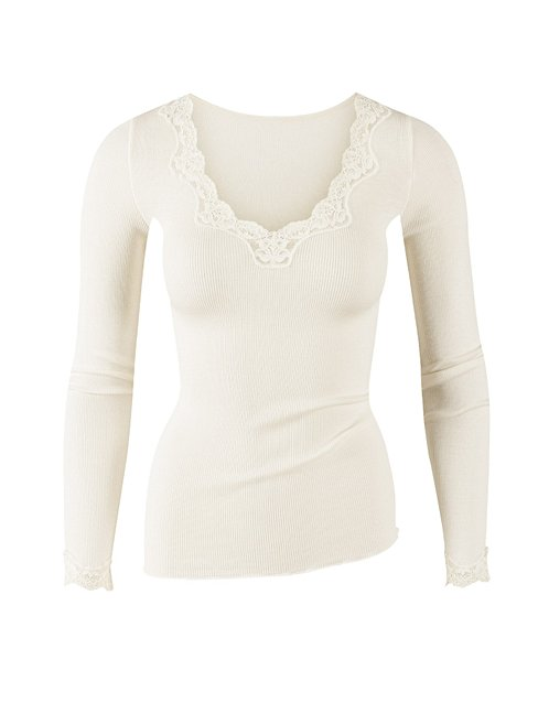CALIDA Richesse Lace Top langarm