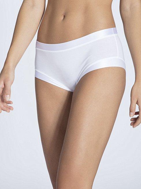 Slip Damen Slips Unterhose Pantys Panty weiß Pants Gr.40 42 44 46 48 //850