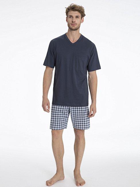 CALIDA Larry Kurz-Pyjama