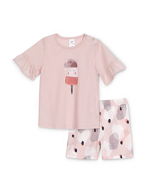 CALIDA Toddlers Sorbet Kinder Kurz-Pyjama