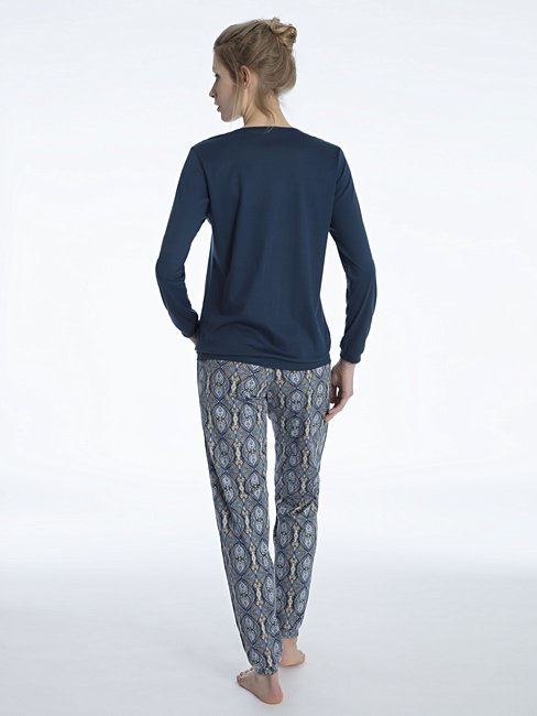 CALIDA Noée Bündchen-Pyjama