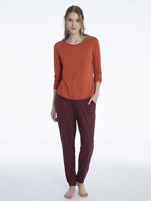 CALIDA Favourites Trend 5 Langarm-Shirt