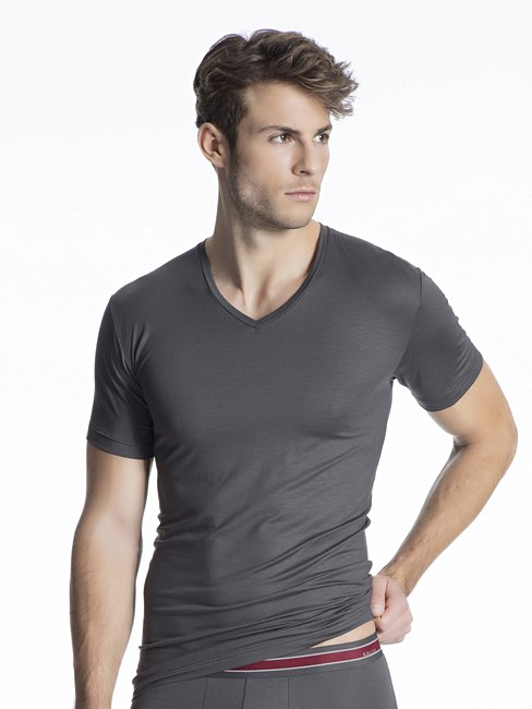 CALIDA Posh Bamboo V-shirt