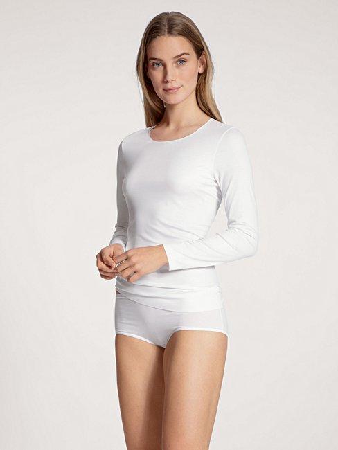 CALIDA Natural Luxe Shirt long sleeve
