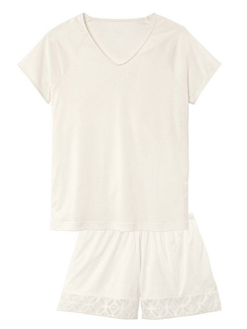 CALIDA Cosy Cotton Pure Pyjama court