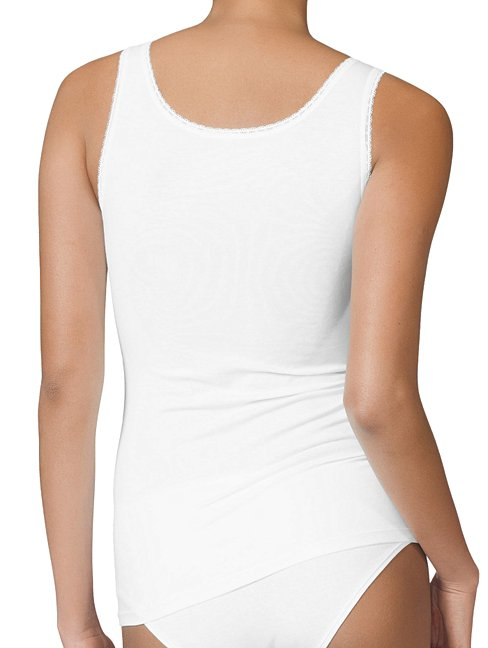 CALIDA Every Day Cotton Top ohne Arm