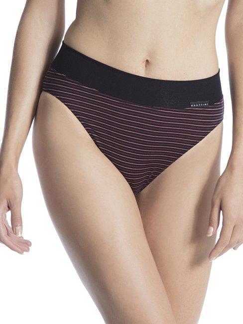 CALIDA Elastic Xmas Brief, high waist