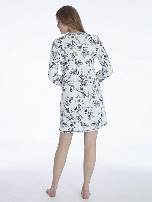 CALIDA Rosanna Sleepshirt, Länge 95cm