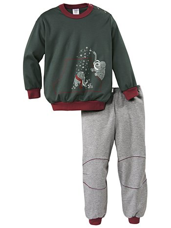 CALIDA Jolly Mammoth Pyjamas with cuff