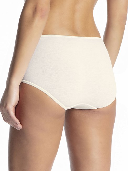 CALIDA Cotton Finerib Midi brief