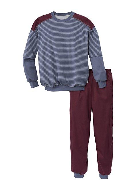 CALIDA Street Youngstar Jungen-Pyjama mit Bündchen