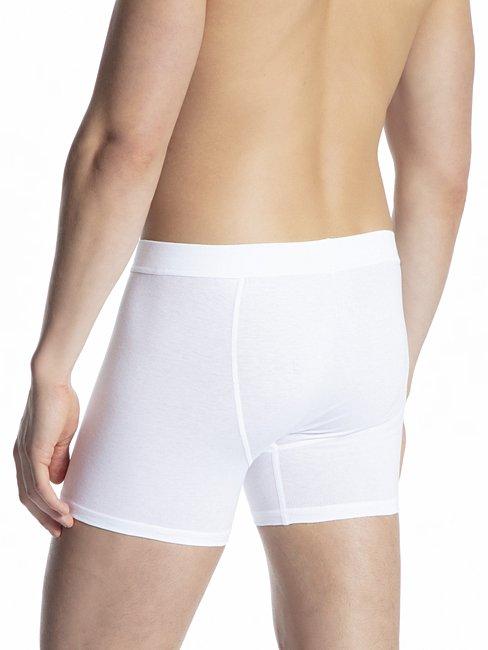 CALIDA Cotton Code Boxer Brief, avec ouverture