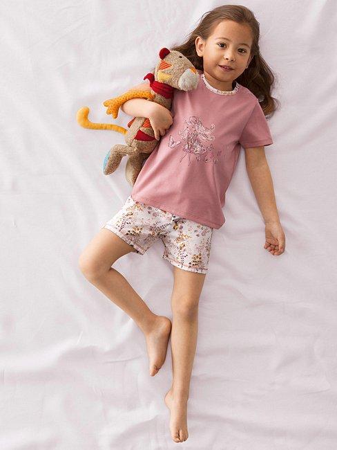 08cabbb4 CALIDA Sweet Flower Short pyjamas red | CALIDA Online-Shop