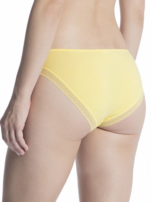 CALIDA Modal Rib Brief, regular cut