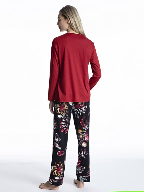 CALIDA Cosy Cotton Feel Pyjama lang