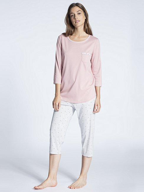 CALIDA Sweet Dreams 3/4 pyjama