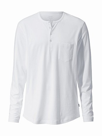 CALIDA Remix Basic Langarm Shirt