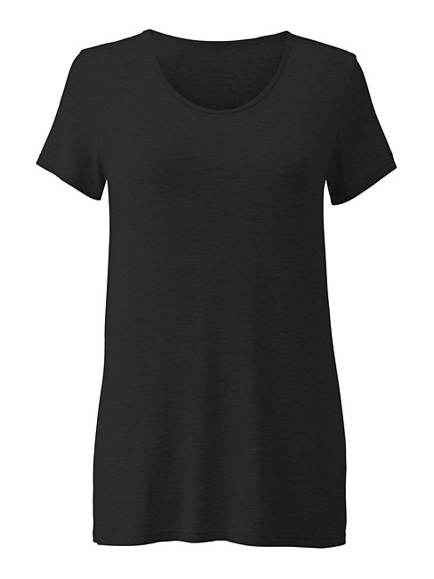 CALIDA Favourites Kurzarm-Shirt, A-Linie