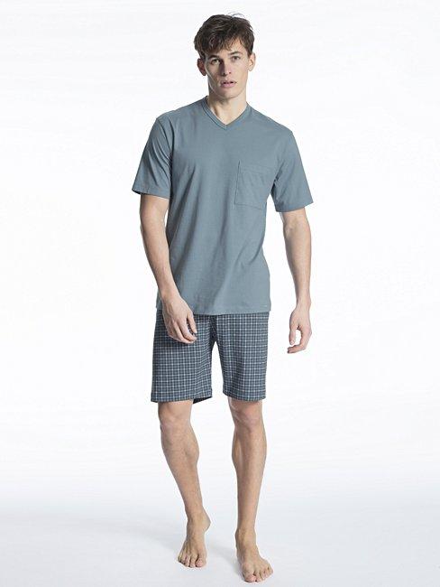 CALIDA Relax Imprint 1 Kurz-Pyjama