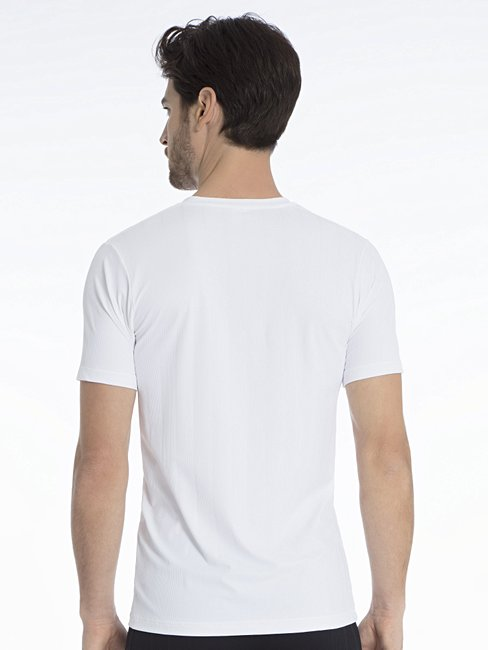 CALIDA Performance T-Shirt, V-Neck