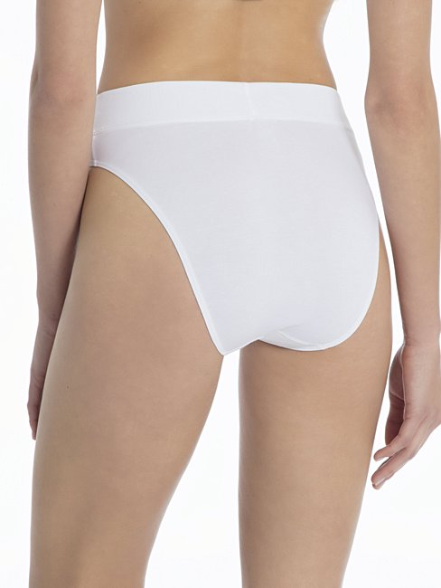 CALIDA Elastic Slip mit Softbund, high waist