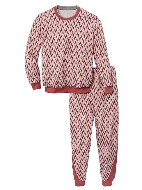 CALIDA Groovy Missy Pyjama with cuff