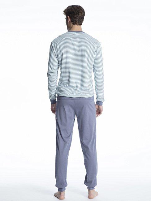 CALIDA Relax Streamline 2 Pyjama with cuff
