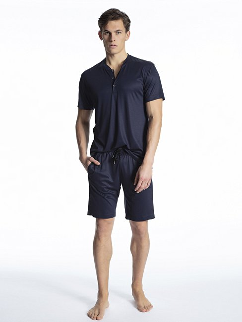 CALIDA Function Silk Kurz-Pyjama