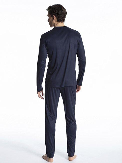 CALIDA Function Silk Pyjama lang