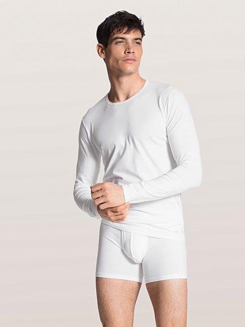 CALIDA Cotton Code Langarm-Shirt