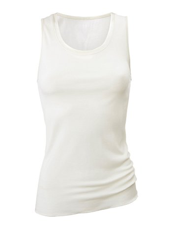 CALIDA True Confidence Tank-Top aus Wolle-Seide
