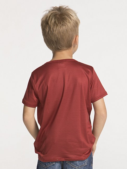 CALIDA I Love Nature Kinder Kurzarm-Shirt, Compostable