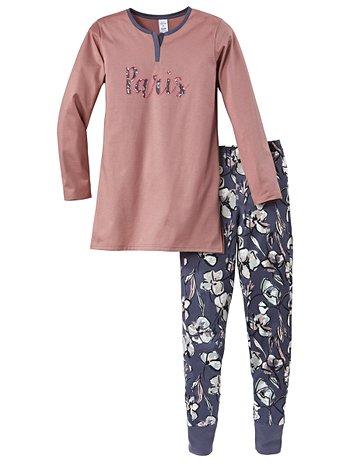 CALIDA Far Away Mädchen-Pyjama
