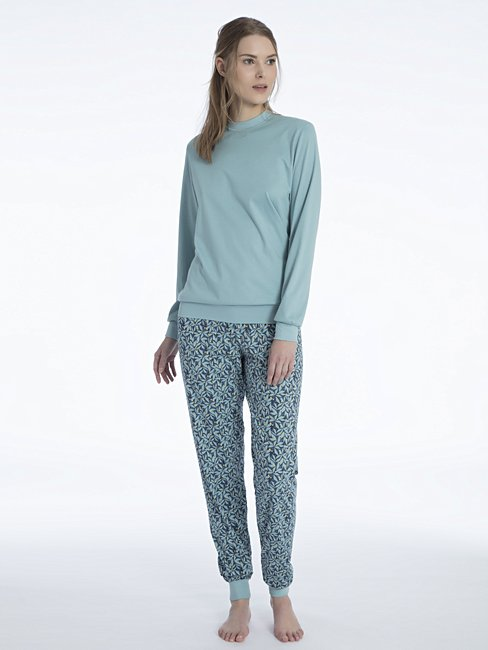 CALIDA Nadia Pyjama with cuff