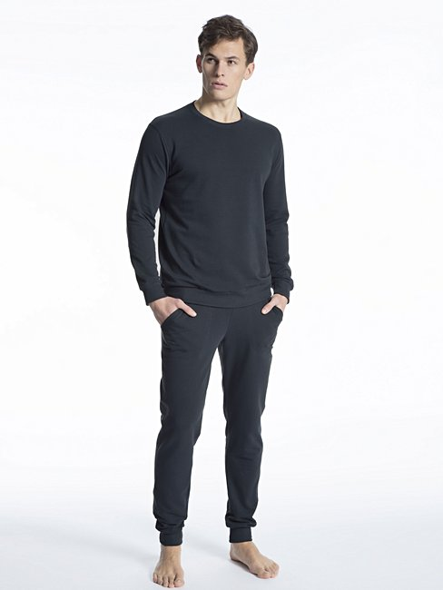 CALIDA Remix Basic Loungewear Sweatshirt