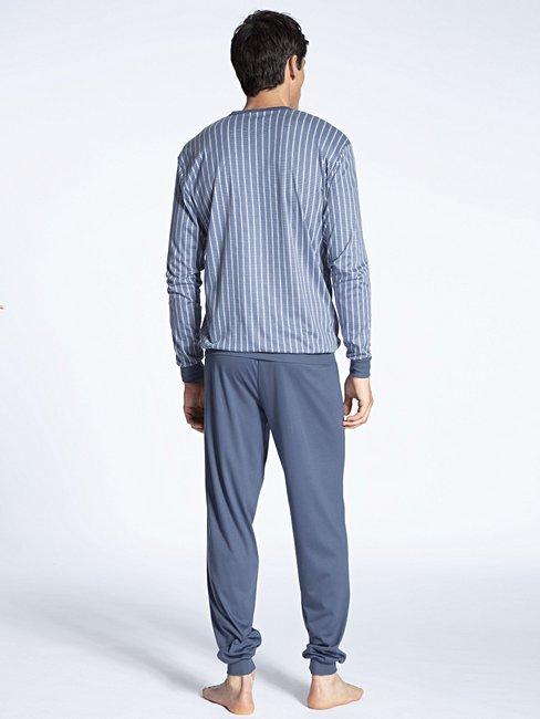 CALIDA Relax Choice Bündchen-Pyjama