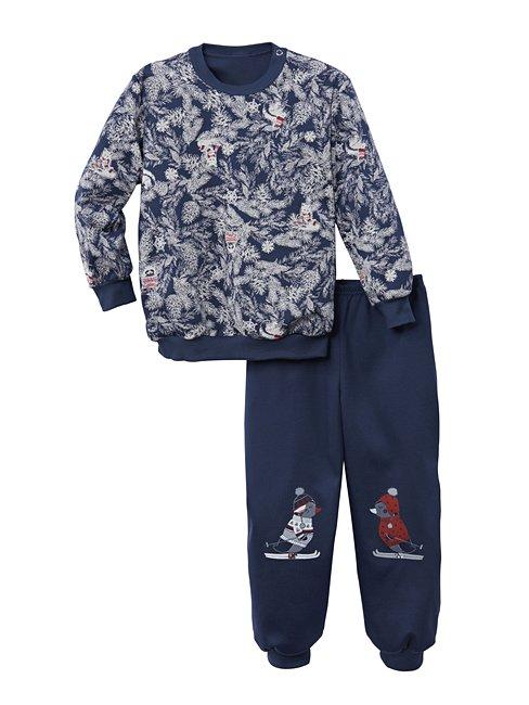 CALIDA Family Time Pyjama with cuff