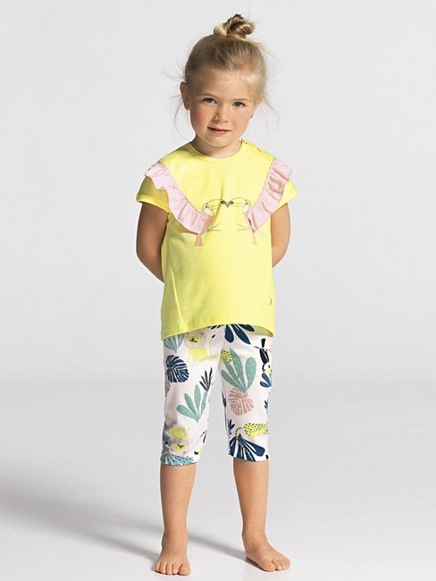 CALIDA Toddlers Tucan Kinder 3/4-Pyjama