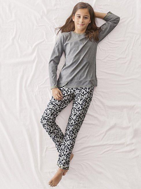 CALIDA Panda & Friends Mädchen-Pyjama