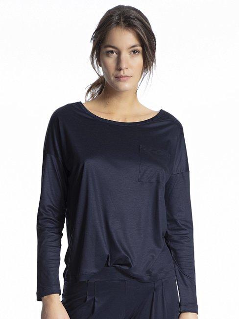 CALIDA 100% Nature Shirt long sleeve