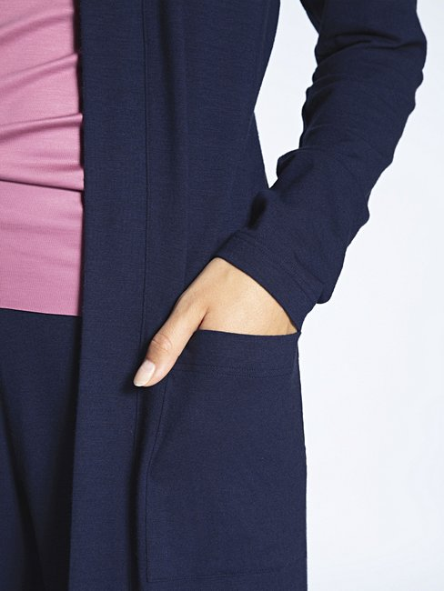 CALIDA Favourites Trend 2 Morgenmantel, Länge 120cm