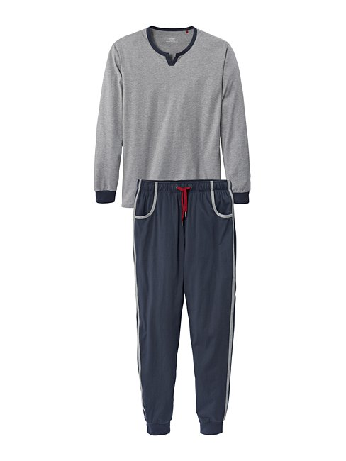 CALIDA Elo Pyjama with cuff