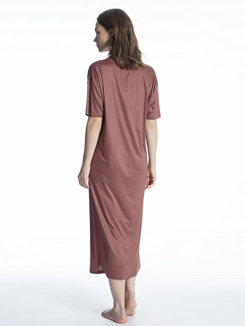 CALIDA Cosy Breeze Sleepshirt, longueur 125cm
