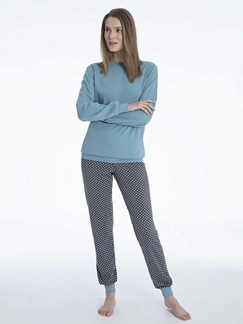 CALIDA Rahel Bündchen-Pyjama