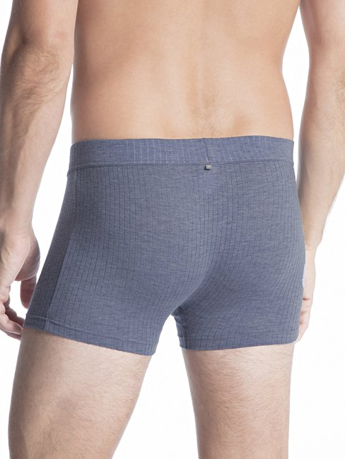 CALIDA Cotton Micromodal Boxer brief, covered waistband