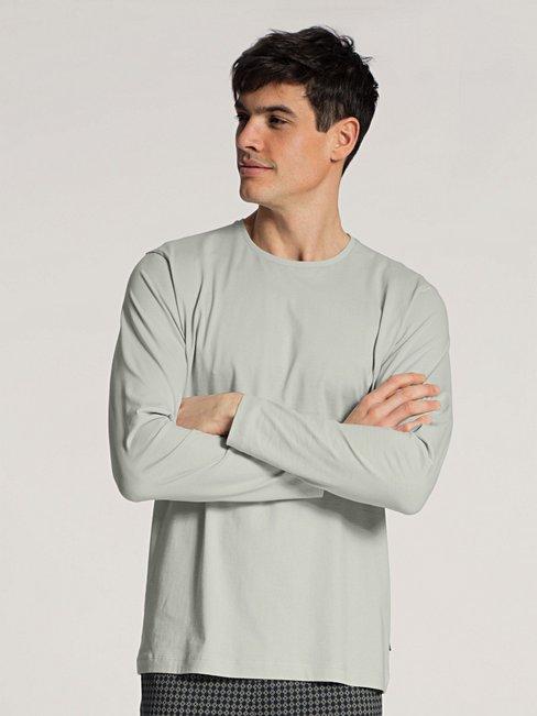 Calida Hommes Manches Longues-Shirt Remix Basic Function