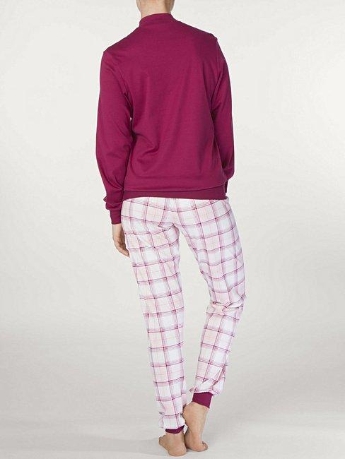CALIDA Naomi Pyjama mit Stehkragen