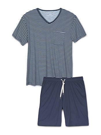 CALIDA Casual Vintage Kurz-Pyjama